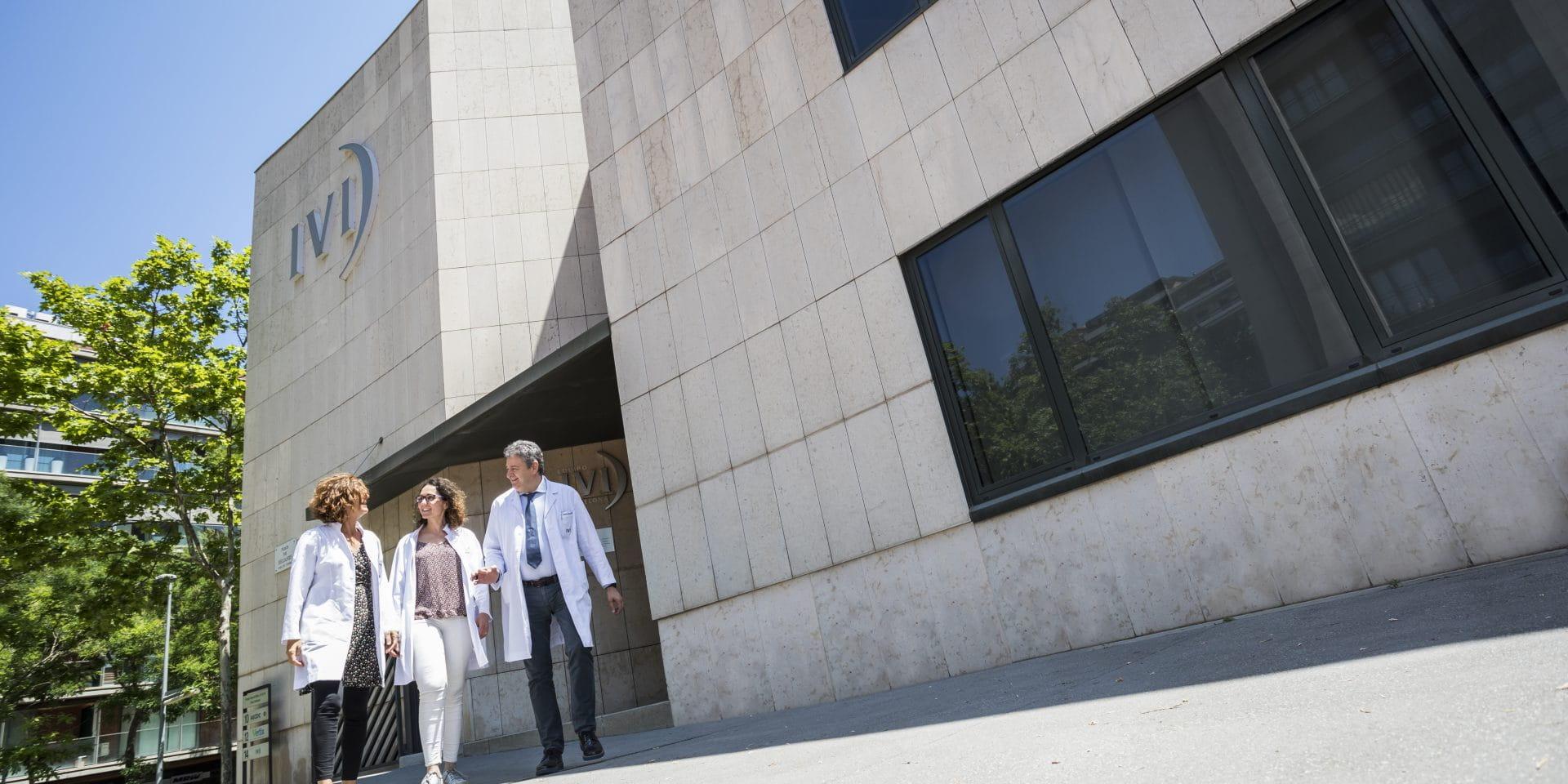 Kinderwunschklinik IVI Barcelona