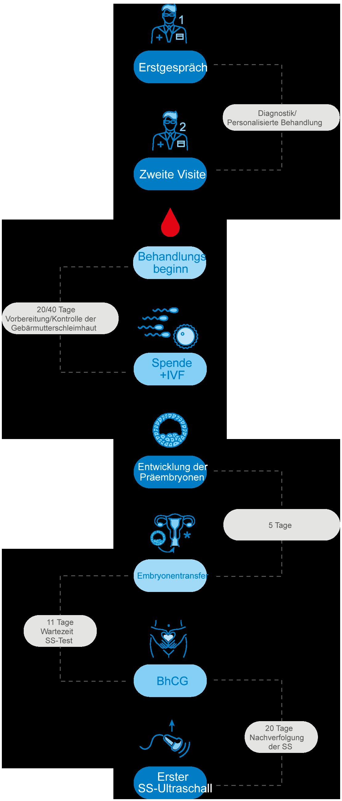 Ovodonation Process