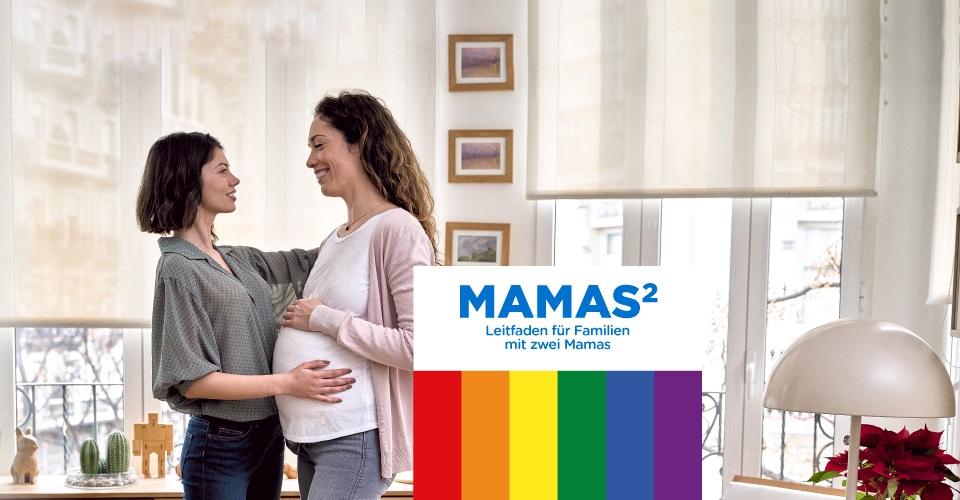 """Laden Sie sich unseren kostenlosen Leitfaden """"Mamas²"""" herunter"""