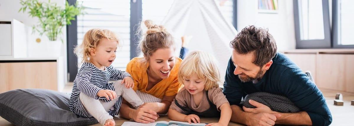 deutschen Familien